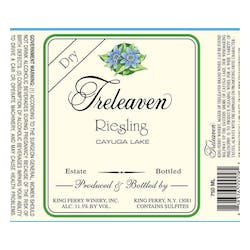 Treleaven by King Ferry Winery Treleaven Dry Riesling 2015 image