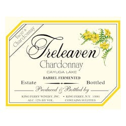 Treleaven by King Ferry Winery Tacie's Chardonnay 2015 image