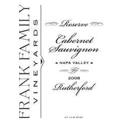 Frank Family Vineyards Cabernet Sauvignon Res 2013 image