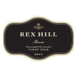Rex Hill 'Willamette Valley' Pinot Noir 2014 image