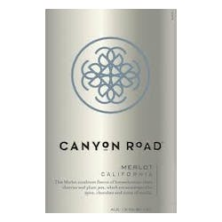 Canyon Road Wines Merlot image