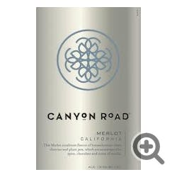 Canyon Road Wines Merlot