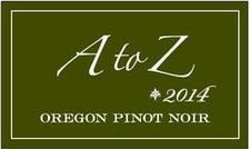 A to Z Winery Pinot Noir 2014