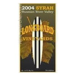 Longboard Vineyards Syrah 2013 image