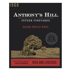 Fetzer 'Anthony Hill' Dark Bold Red 1.5L image