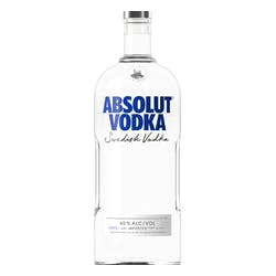 Absolut Vodka 80Proof 1.75L image
