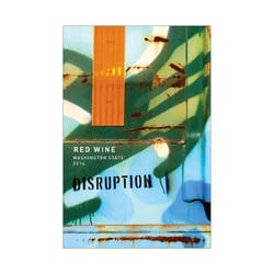 Disruption Red Blend 2014 image