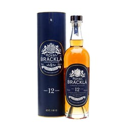 Royal Brackla 12year Single Malt Scotch 750ml image