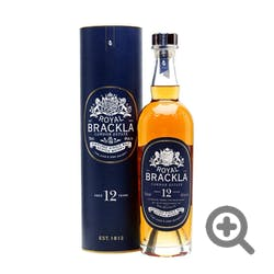 Royal Brackla 12year Single Malt Scotch 750ml