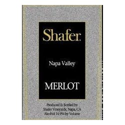 Shafer Merlot 2014 image
