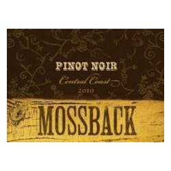 Mossback 'Central Coast' Pinot Noir 2014 image