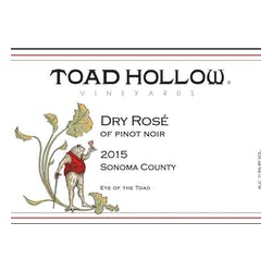 Toad Hollow 'Eye of the Toad' Pinot Noir Rose 2016 image