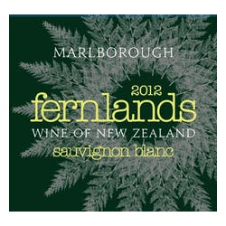 Marisco Vineyards 'Fernlands' Sauvignon Blanc 2015 image