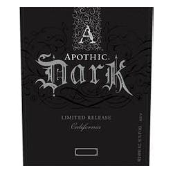 Apothic Wines 'Dark' Red Blend 2015 image