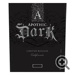 Apothic Wines 'Dark' Red Blend 2015