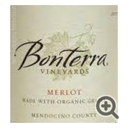 Bonterra Organically Grown Merlot 2014