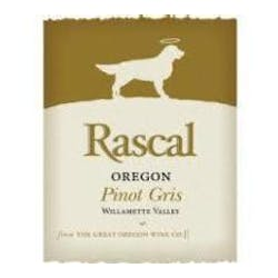 The Great Oregon Wine Co. 'Rascal' Pinot Gris 2015 image