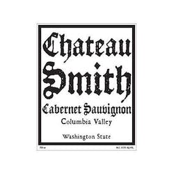 Charles Smith 'Chateau Smith' Cabernet Sauvignon 2014 image