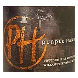 Purple Hands Freedom Hill Pinot Noir 2013 image