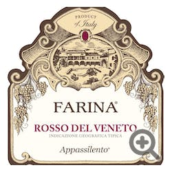 Remo Farina Appassilento Red Blend 2014