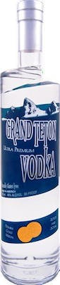 Grand Teton Potato Vodka 750ml 80proof