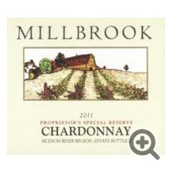Millbrook Winery ' Proprietors Reserve' Chardonnay 2015