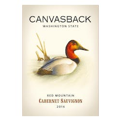 Canvasback by Duckhorn Cabernet Sauvignon 2014 image