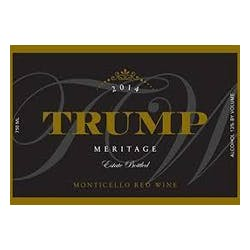 Trump Winery Meritage 2015 image