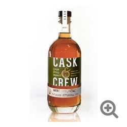 Cask & Crew 'Ginger Spice' Whiskey 60pf 750ml