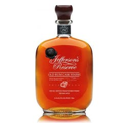 Jefferson's Reserve 90.2Prf 'Old Rum Cask' Bourbon 750ml image