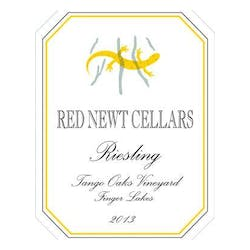 Red newt winery Riesling 2013 image