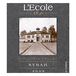 L'Ecole 41 Columbia Valley Syrah 2014 image