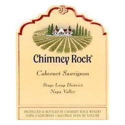 Chimney Rock Winery Stags Leap Cab Sauv 2014 image