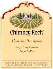 Chimney Rock Winery Stags Leap Cab Sauv 2014