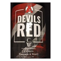 Capoccia Vineyards & Winery 'Devil's Red' Red Blend image