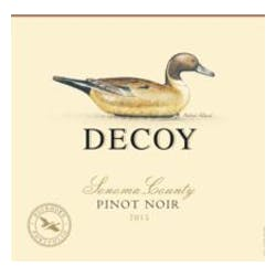 Decoy By Duckhorn Wine Company Pinot Noir 2015 image