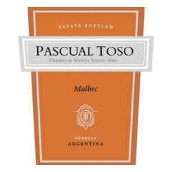 Pascual Toso Malbec 2015 image