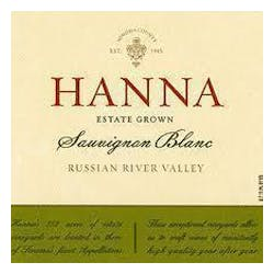 Hanna 'Estate Grown' Sauvignon Blanc 2016 image
