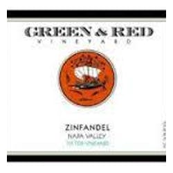 Green & Red 'Tip Top' Zinfandel 2013 image