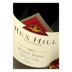 Rex Hill 'Willamette Valley' Pinot Noir 2008 image