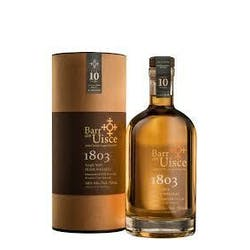 Barr An Uisce 1803 Irish Whiskey Single Malt image
