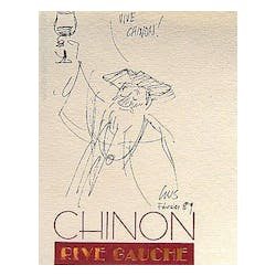 Marc Plouzeau Chinon Rose 2016 image