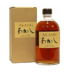 Eigashima Shuzo 'Sherry Cask Akashi'' Single Malt Whisky image