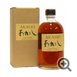 Eigashima Shuzo 'Sherry Cask Akashi'' Single Malt Whisky