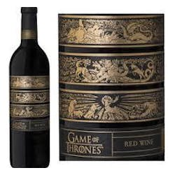 Game of Thrones Red Blend 2014 image