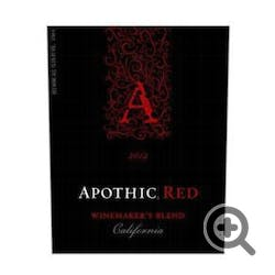 Apothic Wines 'Winemakers Blend' Red 2015
