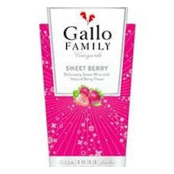 Gallo Family Vineyards Sweet Berry 1.5L image
