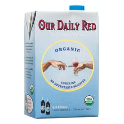 Our Daily Red Red Wine 1.5L image