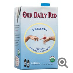 Our Daily Red Red Wine 1.5L