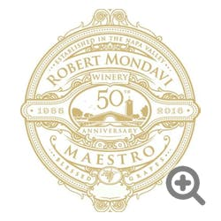 Robert Mondavi 'Maestro' Red Blend 2014